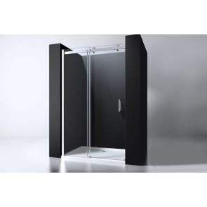 "Best-design ""erico"" nisdeur schuif 108-110cm h=200cm nano glas 8mm"