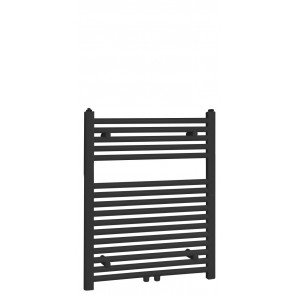 "Best-design ""antraciet zero"" radiator recht-model 770x600mm"