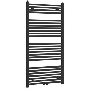 "Best-design ""antraciet zero"" radiator recht model 1200x600mm"