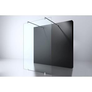 """Best-design """"erico"""" vrijstaande wand 120x200cm nano glas 8mm"""