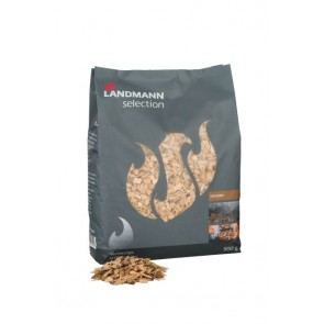 Landmann selection hickory rookchips 500gr