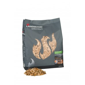 Landmann selection jeneverbes rookchips 500gr