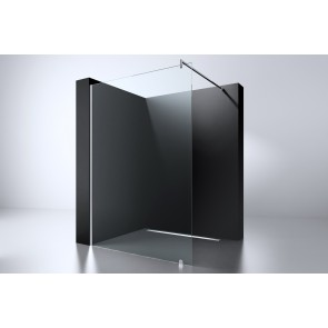 "Best-design ""erico 1400"" inloopdouche 137-139 cm nano 8 mm glas"