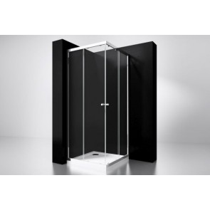 Best-design project douche hoekinstap 90x90x190cm glas 5mm