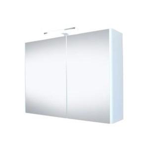 """Best-design """"happy"""" mdf spiegelkast + verlichting 80x60cm"""