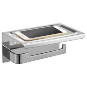 "Best-design ""phone"" toiletrolhouder (zonder telefoon)"