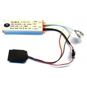 Best-design trafo en touch-switch 24w (ter-vervanging) tbv: 4009030-4009050-4009070-4009300