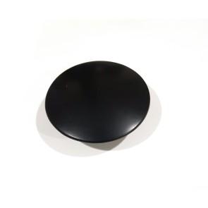 Best-design just-solid afsluitkap tbv.waskom clicwaste zwart