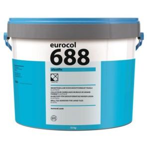 Eurocol pastalijm lijmen x 15 kg elastifix 688 eur