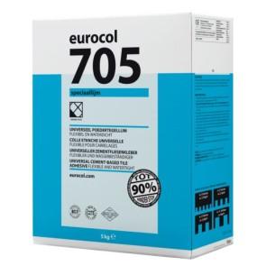 Eurocol poederlijmen lijmen x 5 kg speciaal lijm 705 eur