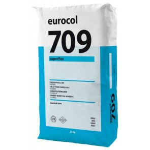 Eurocol poederlijmen lijmen x 25 kg superflex gr. 709 eur