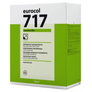 Eurocol voegproducten voegmaterialen x 5 kg eurofine grijs 717 eur