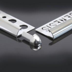 Tegelstrip eac080.01 3w-hoekje per set van 4 stuks