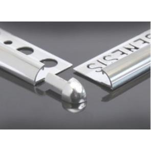 Tegelstrip eac120.01 3w-hoekje per set van 4 stuks
