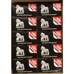 Grootverpakking inhoud 10x kongcrete kit large voor 2 palen