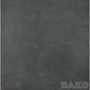 Rako extra vloertegels vlt 600x600 dar63725 black las