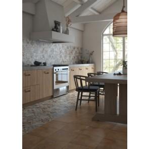 Tegels cementina mix rosso 34x34-8062