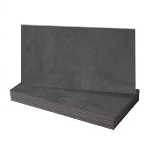 Tegels concrete antracite 30x60,3