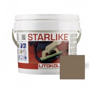 Starlike lijm en of voegmiddel c-280 grigio 2,5kg