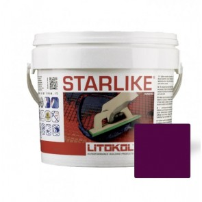 Starlike lijm en voegmiddel c-360 melanzana 2,5 kg