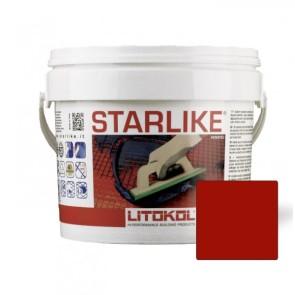 Starlike lijm en of voegmiddel c-450 rosso oriente 2,5 kg