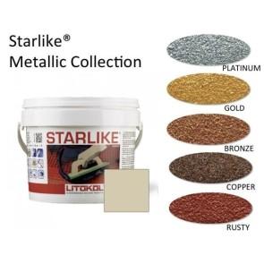 Starlike platinum t.b.v. neutro 113 2,5kg-100gr