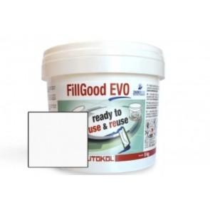 Fillgood evo 100 bianco assoluto 5kg