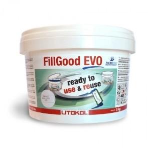 Fillgood evo 125 grigio cemento 5kg