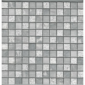 Mosaic stone chip 23x23 tv-ms 174