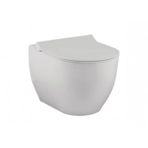 Wandtoilet design ocean plus inclusief softclosebril