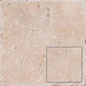 Natuursteen travertin chiaro 10,0x10,0