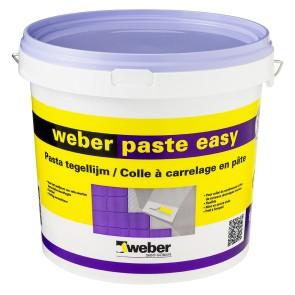 Tegellijm weber paste easy 8 kg