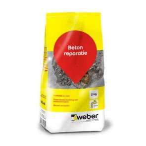 Weber beton reparatie 2 kg