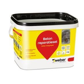 Weber beton reparatie 5 kg