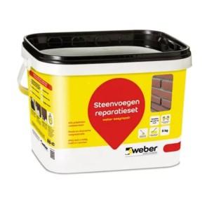 Weber steenvoeg reparatie 5 kg