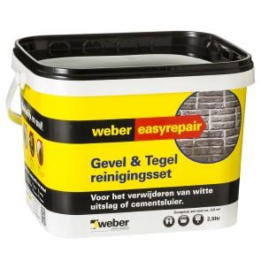 Weber Tegels & gevel reiniging 1 ltr