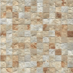 Tegel mosaico petra 11 beige 3d 30x30 cm