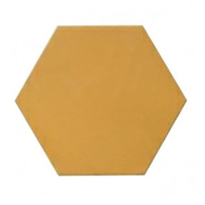 Tegel marrakesch U7403 geel hexagon 17x17