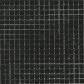 Mozaiek nero assoluto 1,5x1,5cm