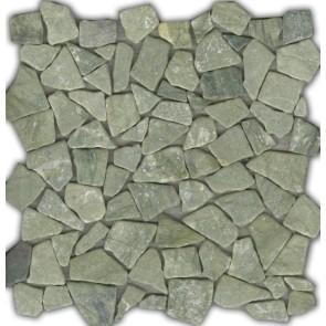 Mozaiek beachstone jade 29,4x29,4