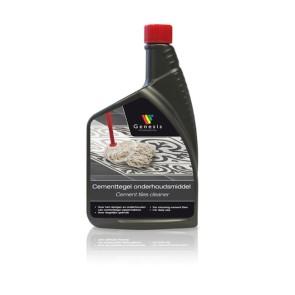 Cementtegels onderhoud