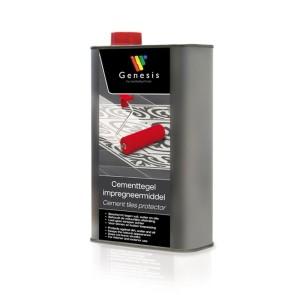 Cementtegels beschermer impregneer