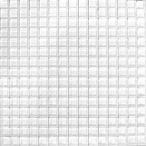 Mozaiek invierno in.018 clear wit 1,8x1,8x0,8