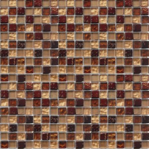 Mozaiek fantasia ft.008 brown 1,5x1,5x0,8