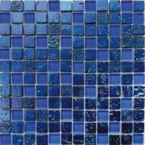 Mozaiek bonito bo.005 blue 2,3x2,3x0,8