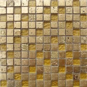 Mozaiek bonito bo.006 gold 2,3x2,3x0,8