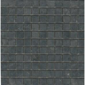 Mozaiek limestone dark 2,5x2,5x1 cm