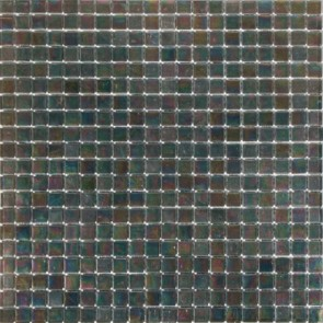 Mozaiek lustri black metal wtr79 32,7x32,7