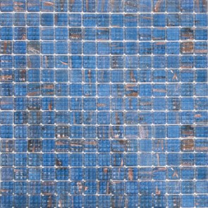 Mozaiek glas vi.001 blue blauw 2,0x2,0x0,4