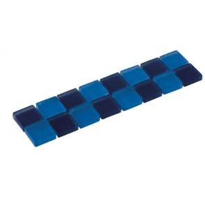 Listello silk blauw glas 4,8x19,5